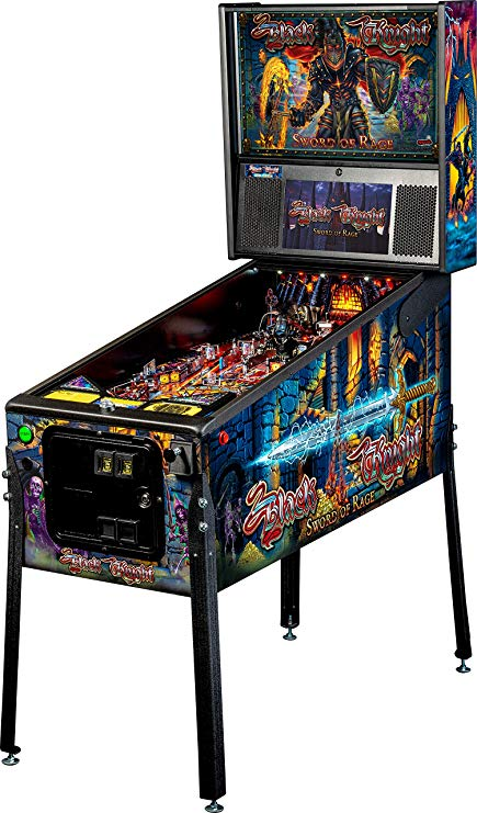 buy black knight sword pinball machine online.