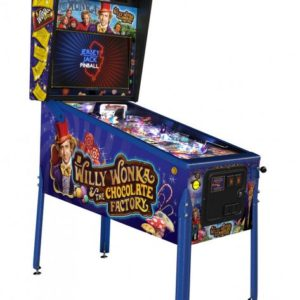 buy willy wonka pinball machines online