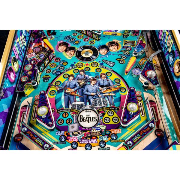 The Beatles Platinum Edition Pinball Machine by Stern