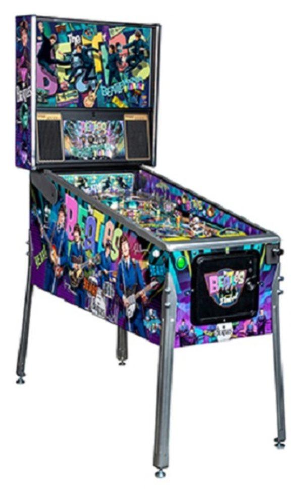 buy the beatles platinum edition pinball machines online