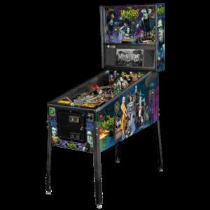 buy munsters color pinball machine online