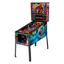 buy deadpool premium pinball machine online by stern