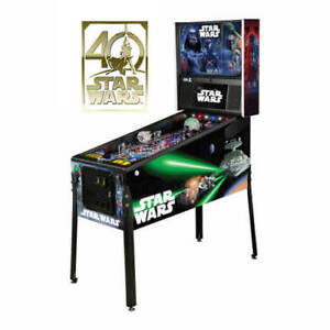 Buy Star Wars Premium Pinball Machine by Stern