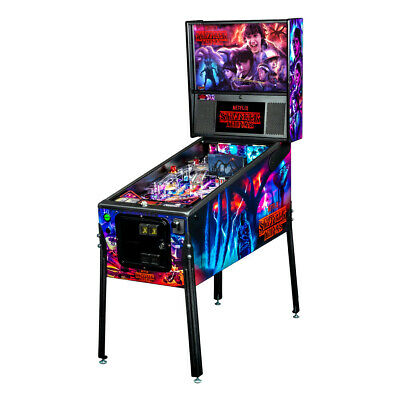 buy stranger things premium pinball machine onine,