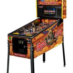 Buy Iron Maiden pinball machine online