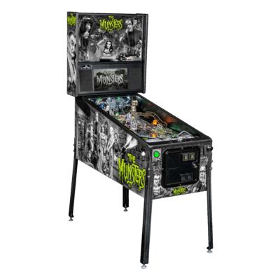 The Munsters Premium Pinball Machine by Stern
