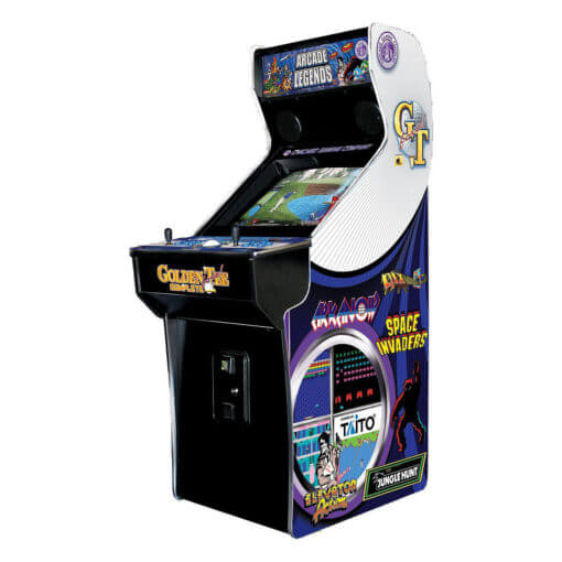 Arcade Legends 3 with over 100 games! (including Golden Tee, Space Invaders, Centipede, & Asteroids)