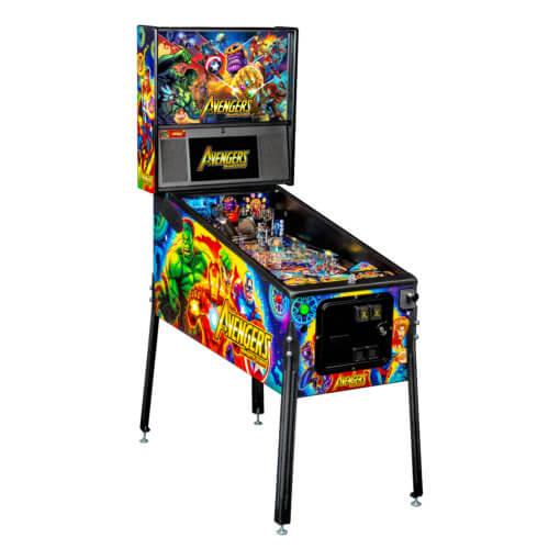 Avengers: Infinity Quest Pro Pinball Machine by Stern