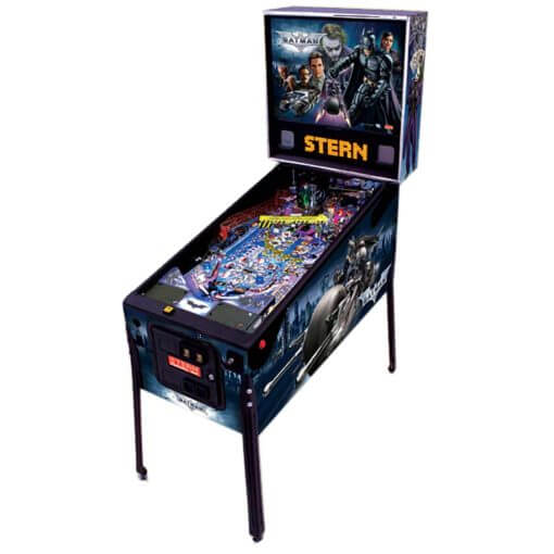Batman Dark Knight Pinball Machine by Stern