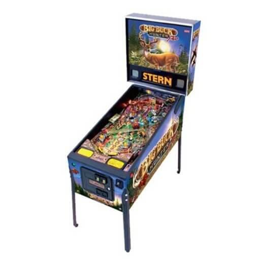 Big Buck Hunter Pro Pinball Machine by Stern