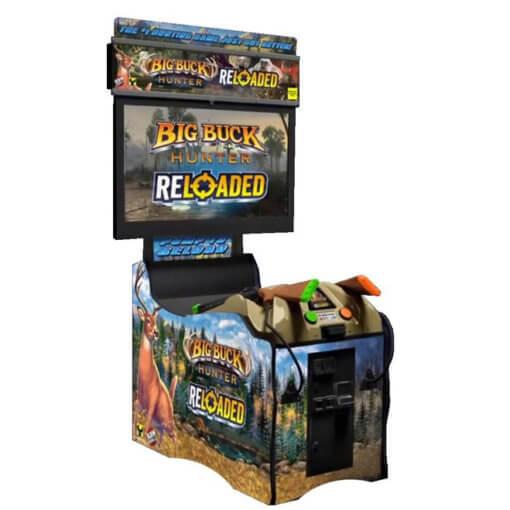 Big Buck Hunter Reloaded Panorama
