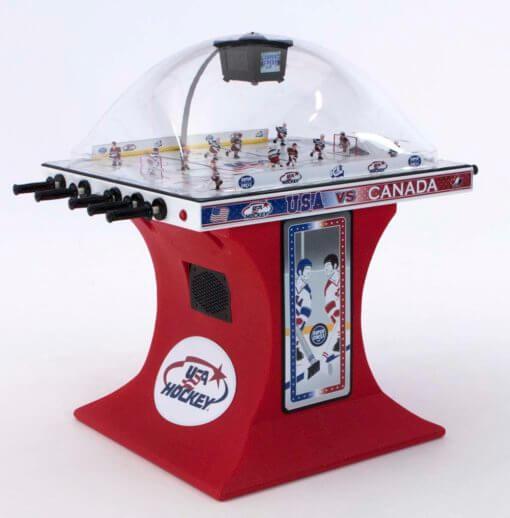 USA vs Canada Super Chexx Pro Bubble Hockey