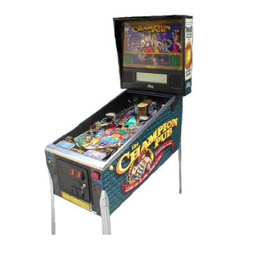 Champion Pub Pinball Machine by Bally
