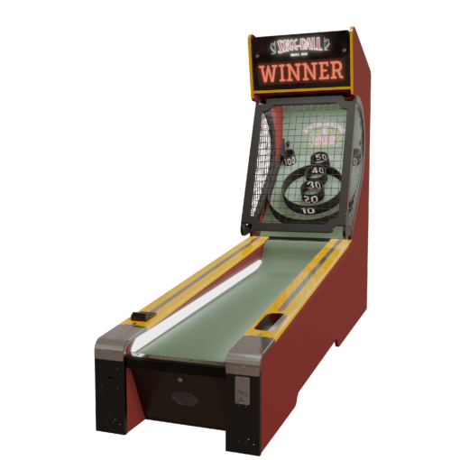 Skee-Ball Classic Alley Bowler