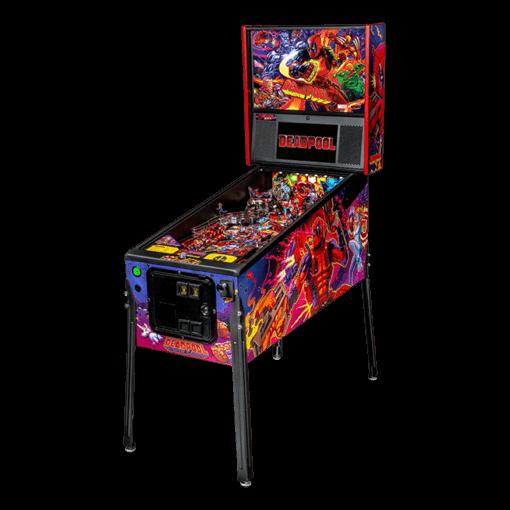 Deadpool Pro Pinball Machine by Stern