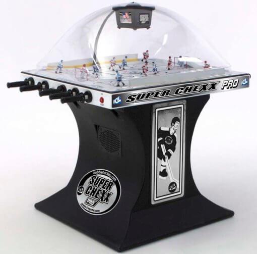 Super Chexx Pro Deluxe Home Edition Bubble Hockey