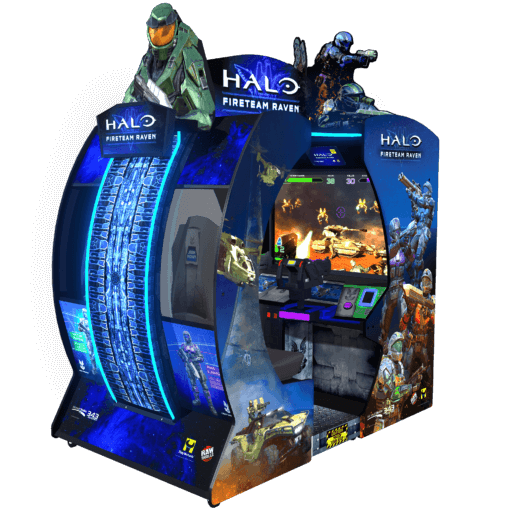 Halo Deluxe Arcade