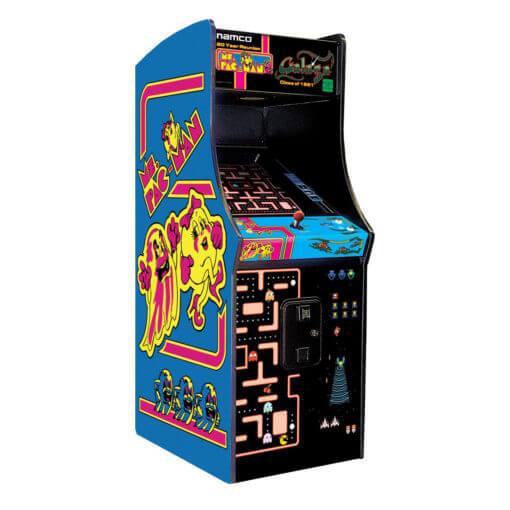 Ms. Pac-man / Galaga Arcade Game