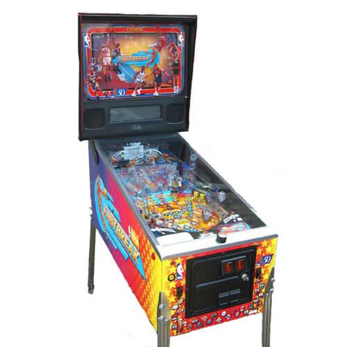 NBA Fastbreak Pinball Machine by Bally