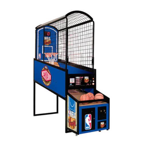 NBA Hoops Basketball Arcade