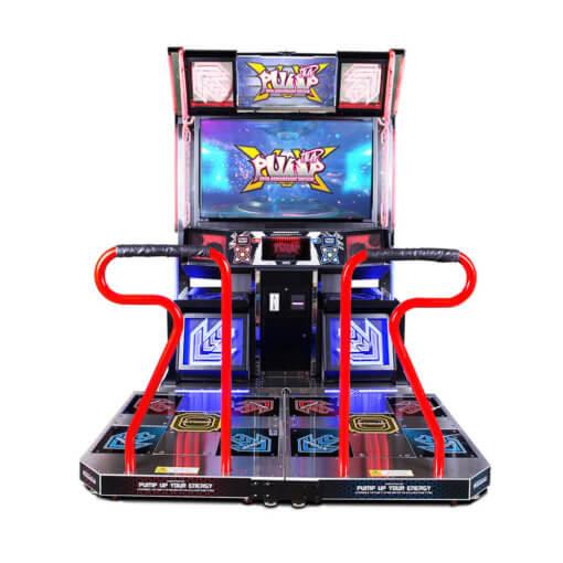 Pump-It-Up LX 55″ 20th Anniversary Dance Arcade