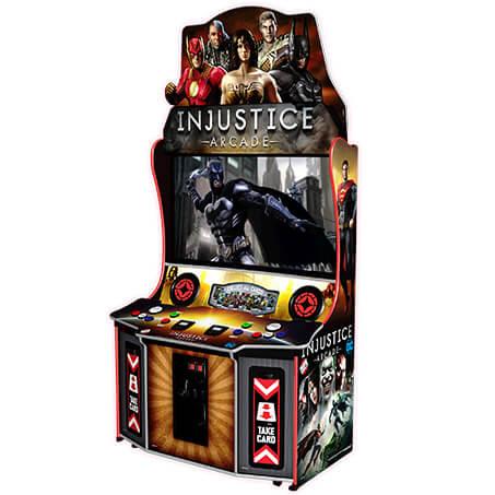 Injustice Arcade by Raw Thrills