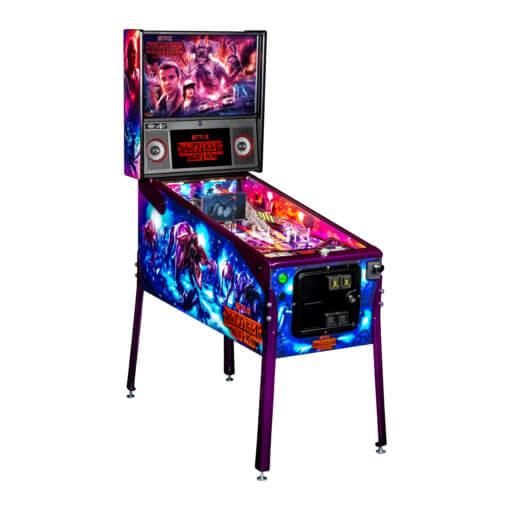 Stranger Things Premium Pinball Machine by Stern