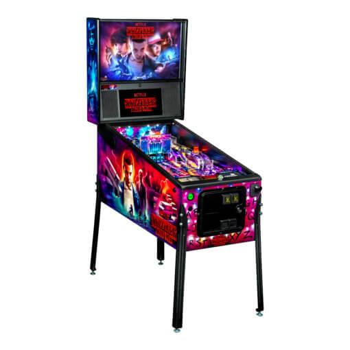 Stranger Things Pro Pinball Machine by Stern
