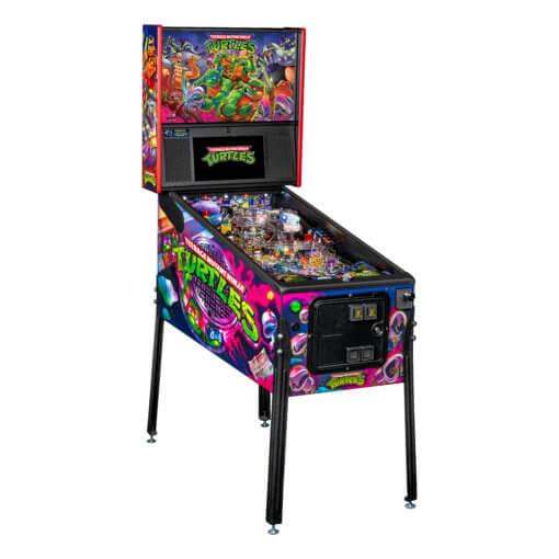 Teenage Mutant Ninja Turtles Premium Pinball Machine by Stern