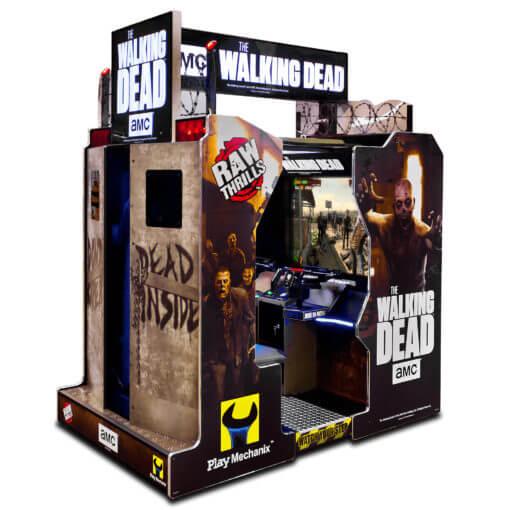 Walking Dead Deluxe Arcade