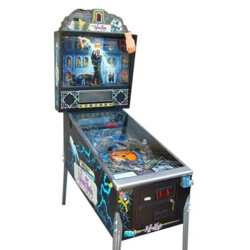 Addam's Family Pinball Machine by Bally
