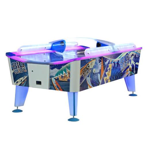 Big Wave Air Hockey Table