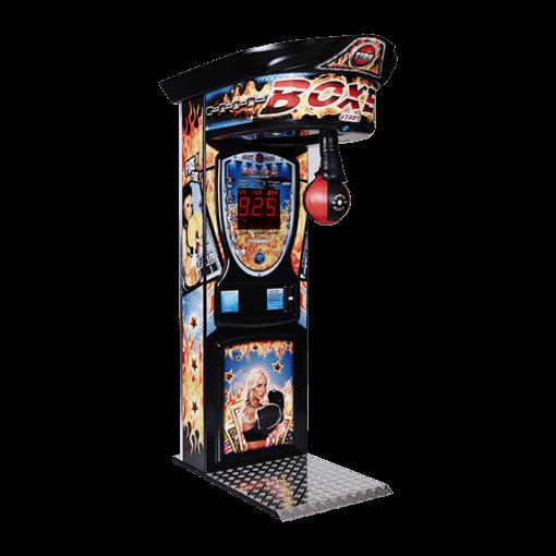 Boxer Fire Arcade