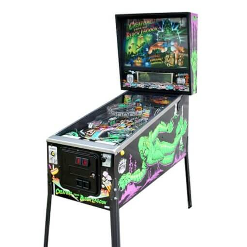 Creature From the Black Lagoon Pinball Machine by Bally