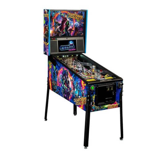 Guardians of the Galaxy Pro Pinball Machine by Stern