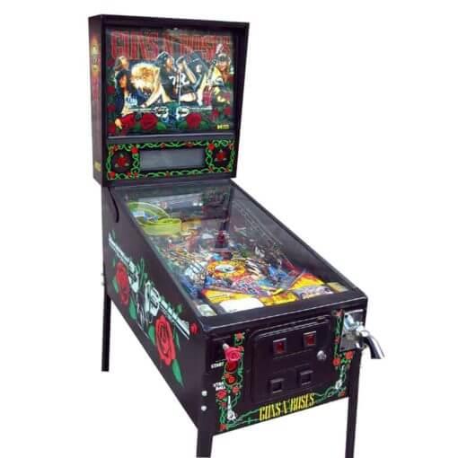 Guns N' Roses Pinball Machine