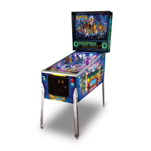 Monster Bash Remake Pinball – Special Edition