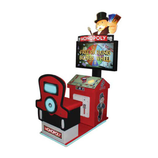 Monopoly Redemption Game