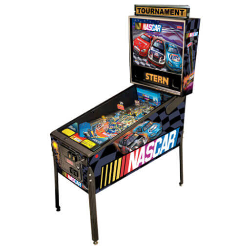 NASCAR Pinball Machine