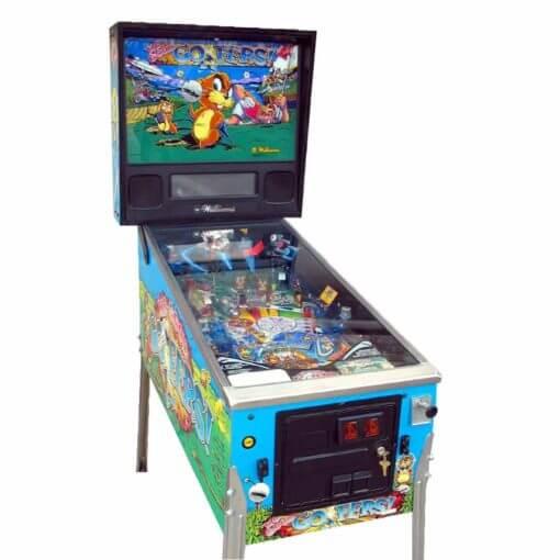 No Good Gofers Pinball Machine by Williams