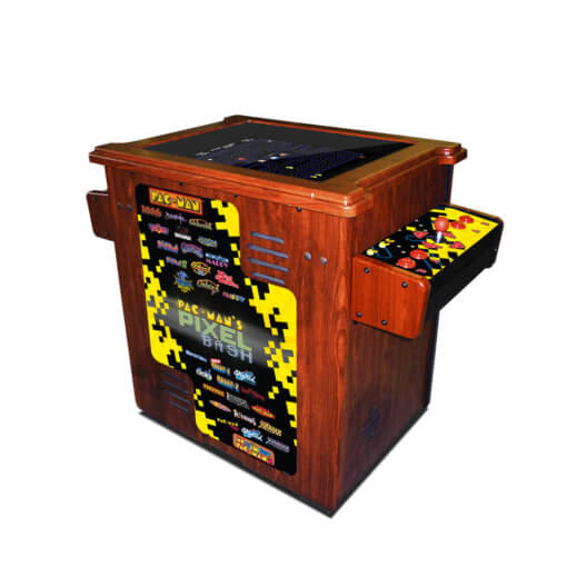 Pac-man's Pixel Bash Home Cocktail Table with 32 games