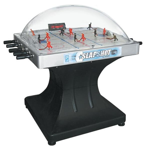 Slapshot Bubble Hockey Table