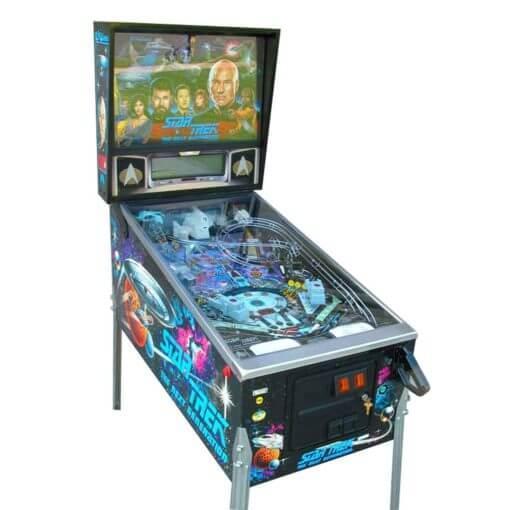 Star Trek: The Next Generation Pinball Machine by Williams