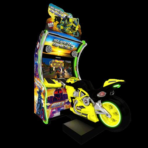 Super Bikes 3 Arcade Game
