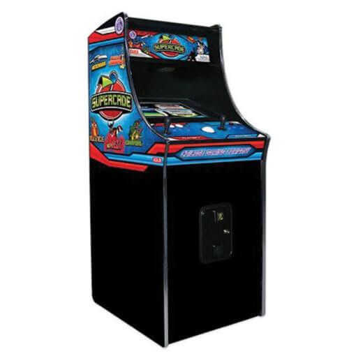 SuperCade Arcade with 50 games