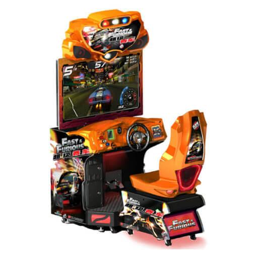 Fast & Furious Supercars Arcade Game