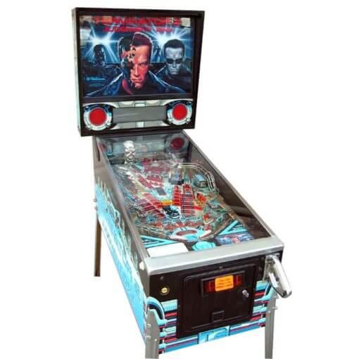 Terminator 2 Pinball Machine by Williams
