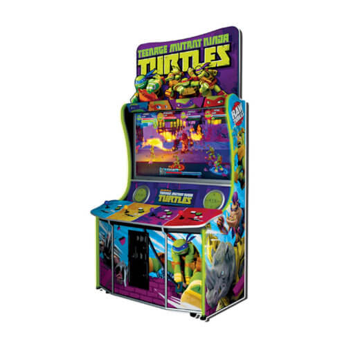 Teenage Mutant Ninja Turtles Arcade by Raw Thrills