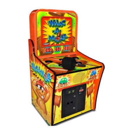 Whac-A-Mole SE Redemption Arcade