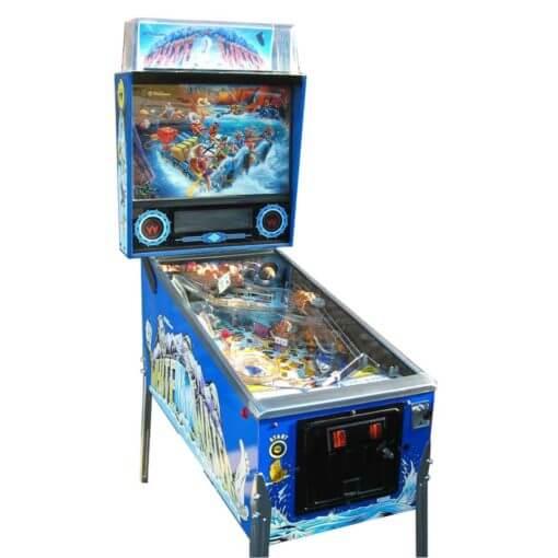 White Water Pinball Machine by Williams